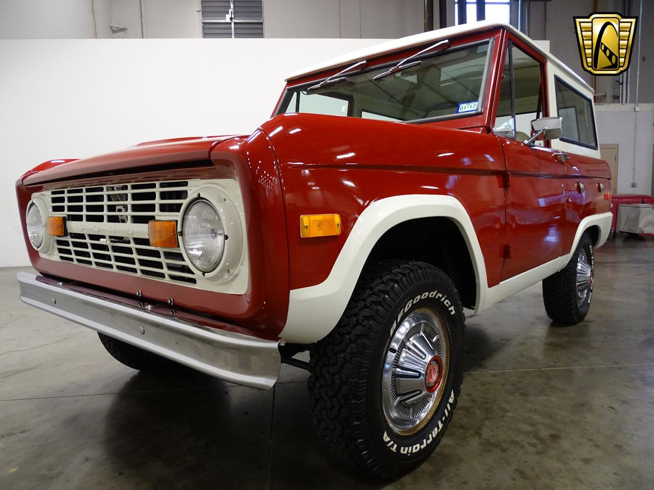 Large Picture of Classic 1973 Ford Bronco located in Tennessee - MN68