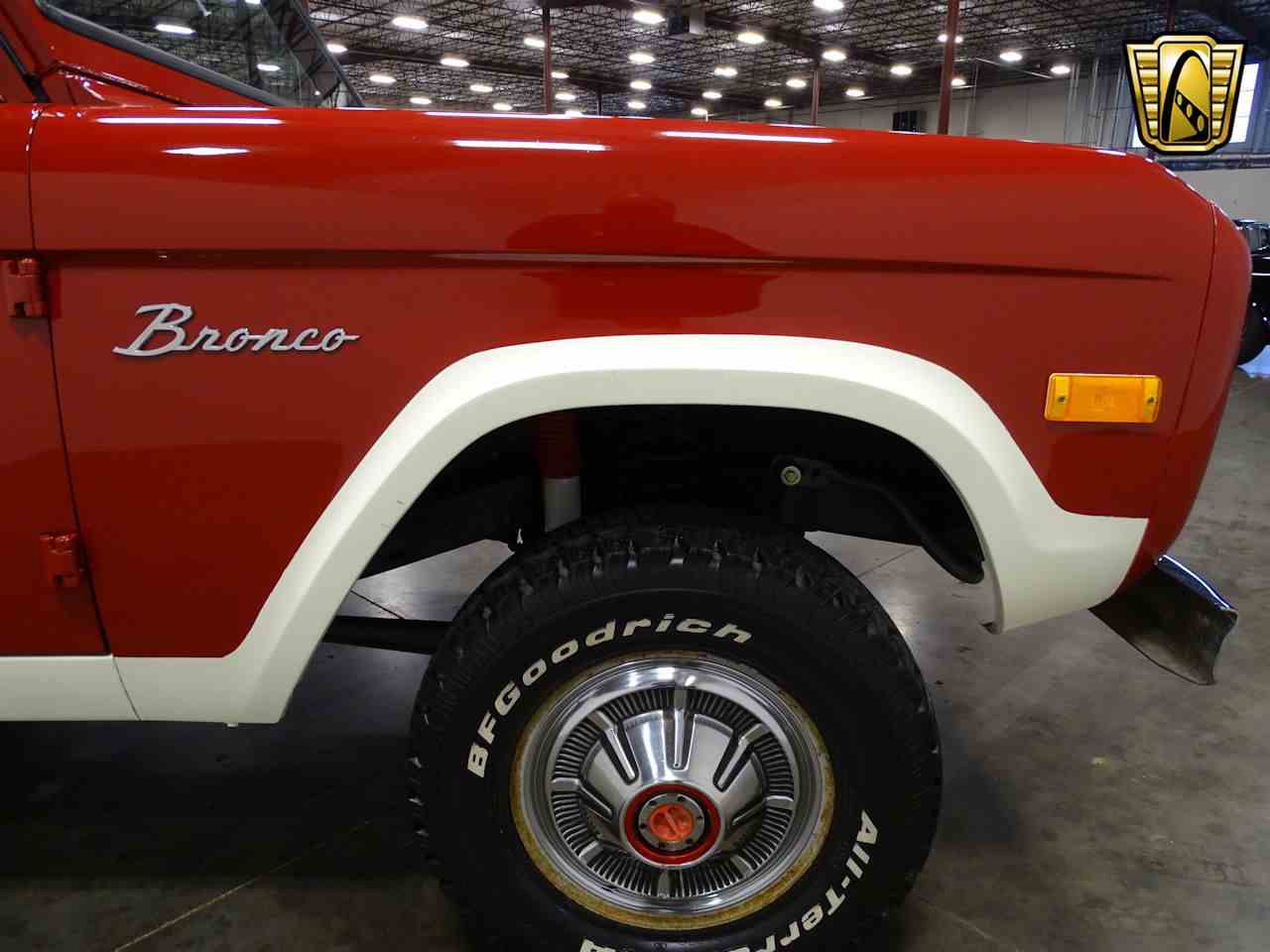 Large Picture of '73 Bronco - MN68
