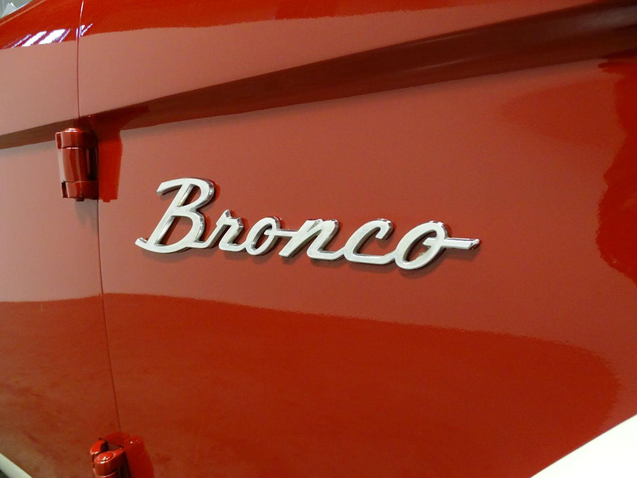 Large Picture of Classic 1973 Bronco located in La Vergne Tennessee Offered by Gateway Classic Cars - Nashville - MN68
