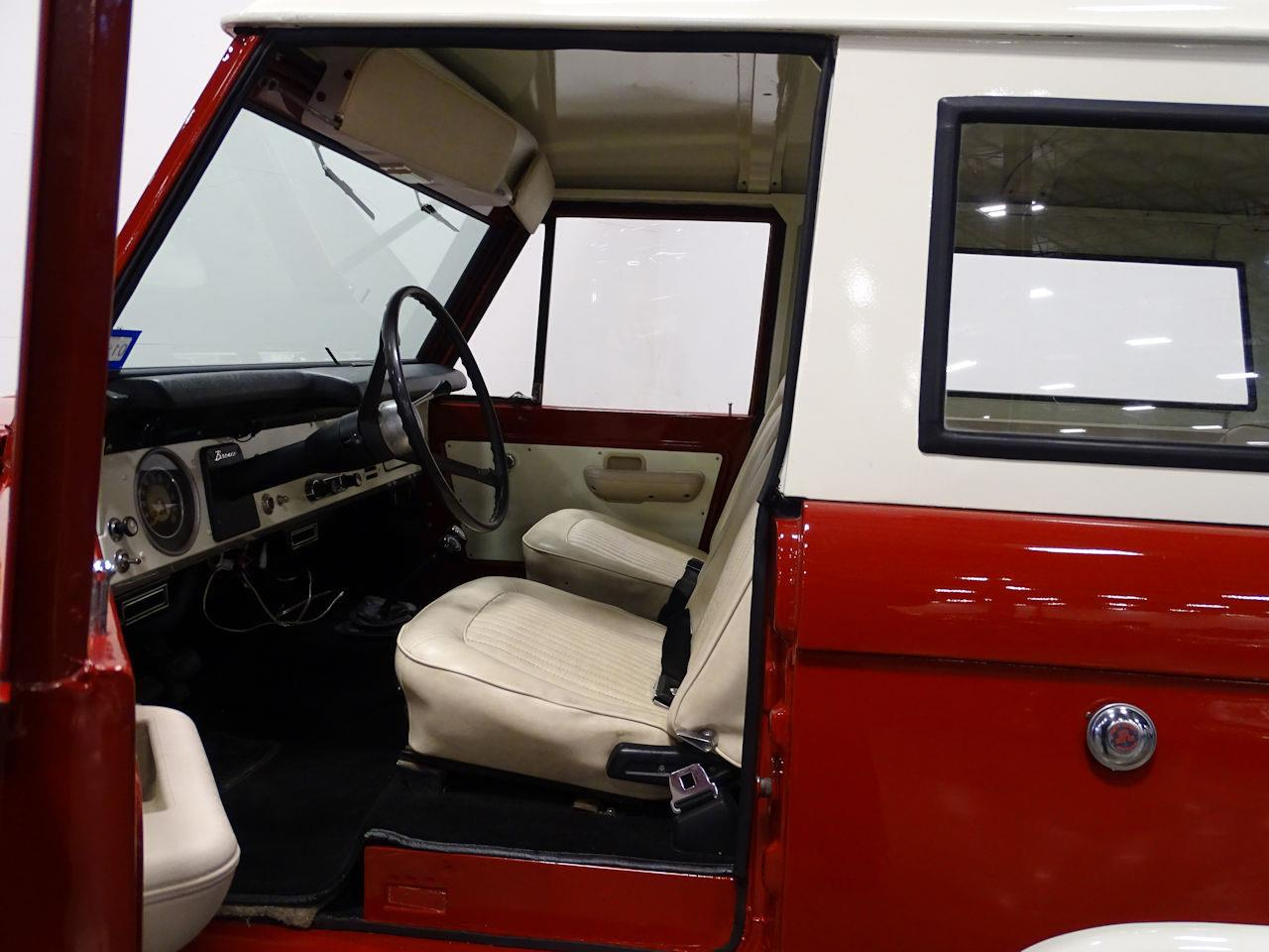 Large Picture of Classic 1973 Ford Bronco Offered by Gateway Classic Cars - Nashville - MN68