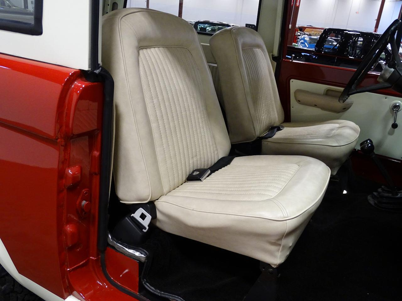 Large Picture of 1973 Ford Bronco Offered by Gateway Classic Cars - Nashville - MN68