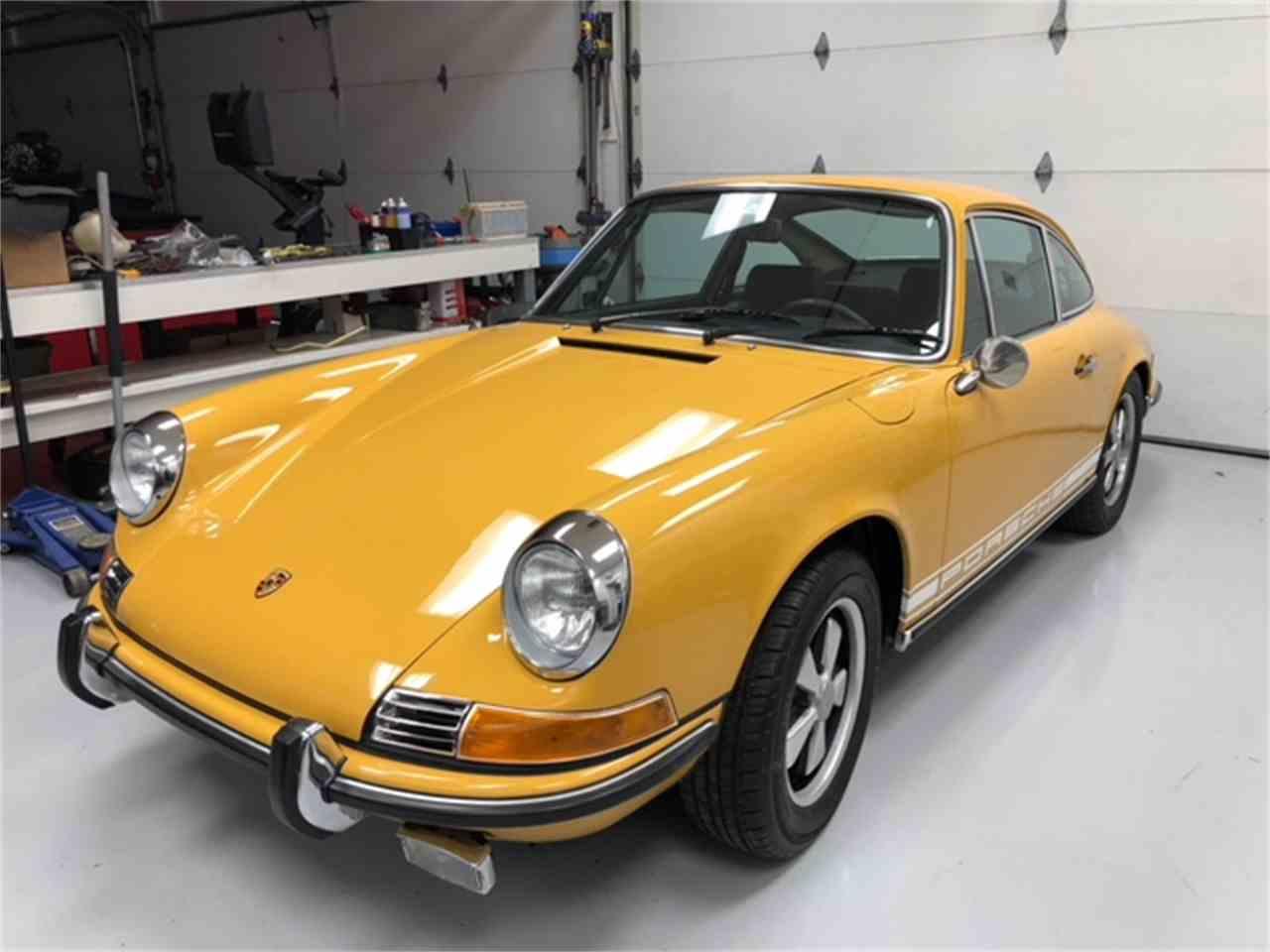 1969 Porsche 911 for Sale | ClicCars.com | CC-1056480