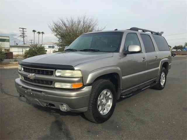 Picture of '03 Chevrolet Suburban located in California - MN6Q