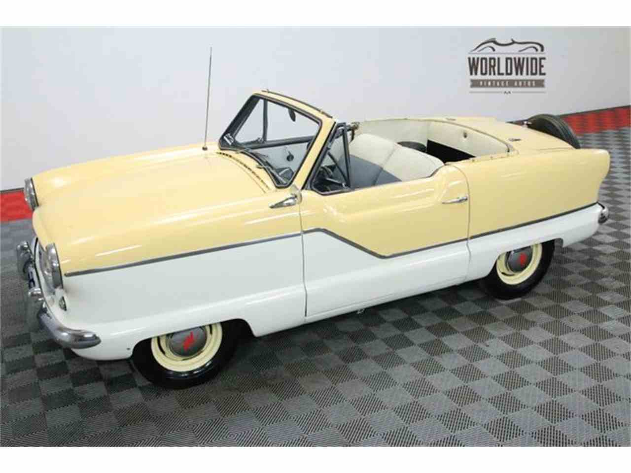 Large Picture of '60 Metropolitan - MN7F