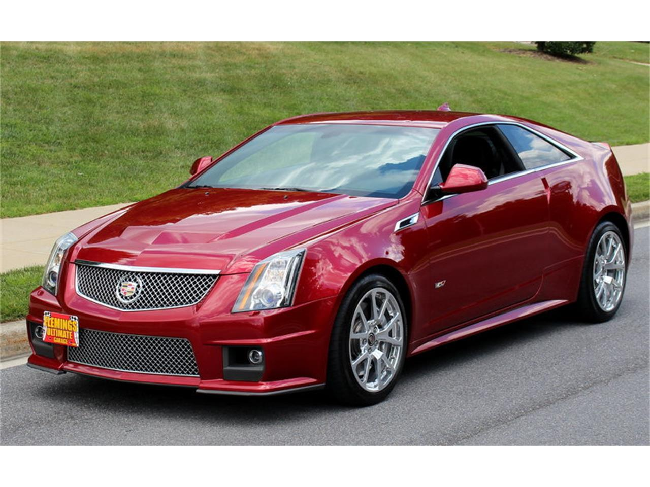 2012 cadillac cts for sale | classiccars | cc-1056519