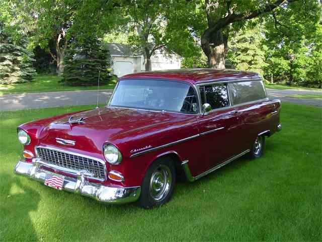 Picture of '55 Sedan Delivery - MIOT