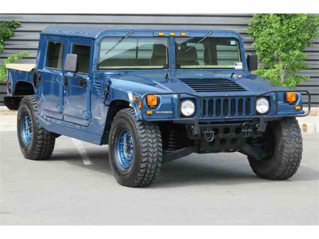 Picture of '94 Hummer H1 located in Idaho Offered by  - MN84