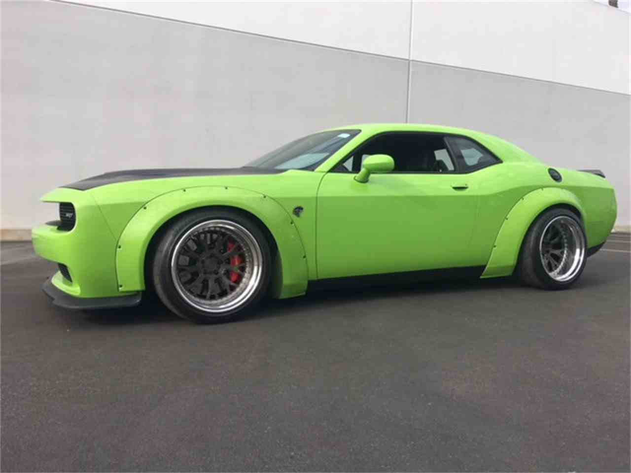 2015 dodge challenger srt hellcat for sale cc 1056541. Black Bedroom Furniture Sets. Home Design Ideas
