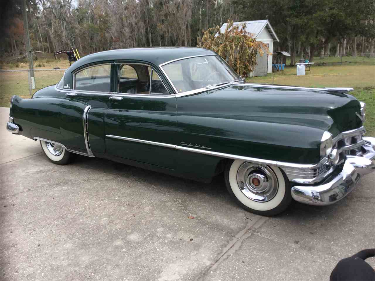 1951 Cadillac Series 61 for Sale | ClicCars.com | CC-1056576