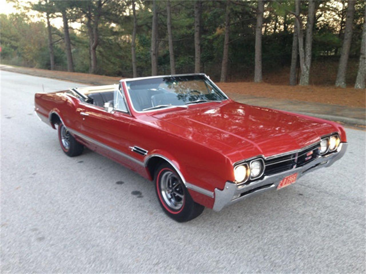 For Sale: 1966 Oldsmobile 442 in Duluth, Georgia