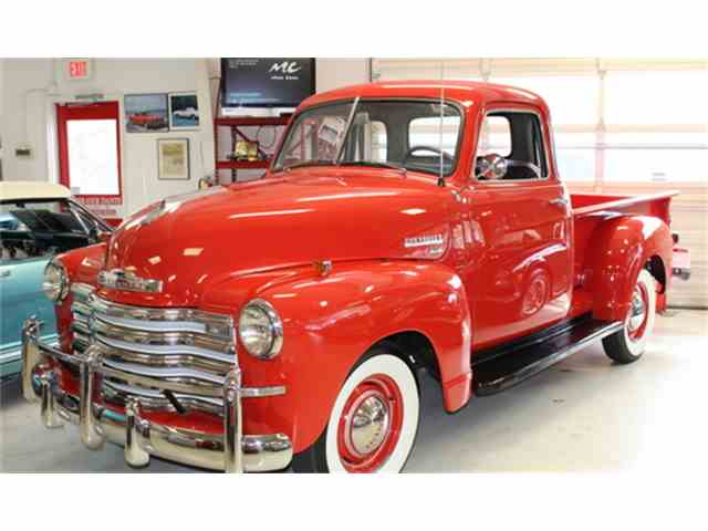 Picture of '50 Chevrolet 3100 located in Roswell Georgia - $36,950.00 - MN9Z