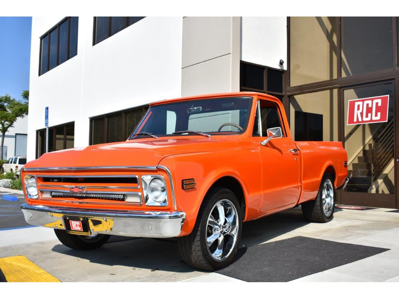 1968 Chevrolet C10 For Sale Cc 1056605 Chevy Truck 50th Anniversary Large Picture Of 4388800 Offered By Radwan Classic Cars Mna5