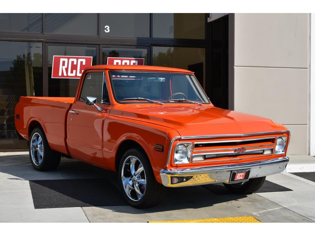 1968 Chevrolet C10 For Sale Classiccars Com Cc 1056605