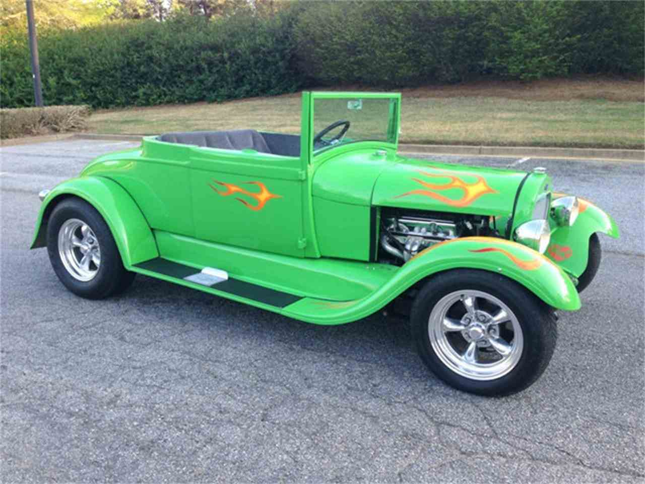 1929 Ford Roadster for Sale | ClassicCars.com | CC-1056648