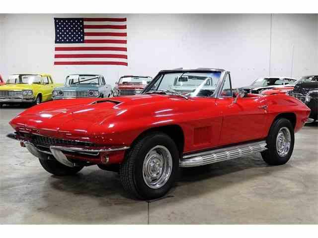 Picture of '67 Corvette - MNBN