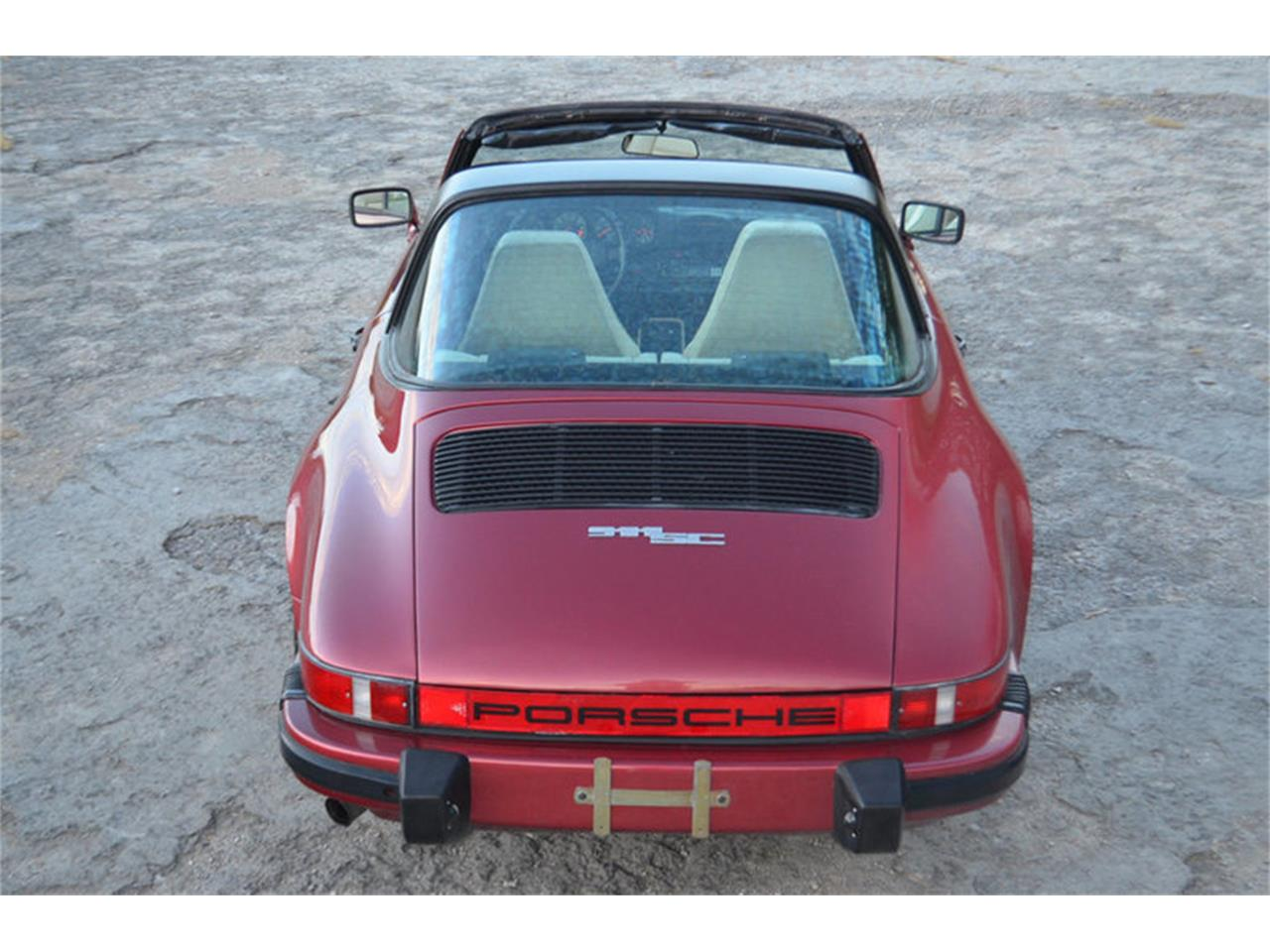 Large Picture of '83 Porsche 911SC located in Lebanon Tennessee - MNDQ