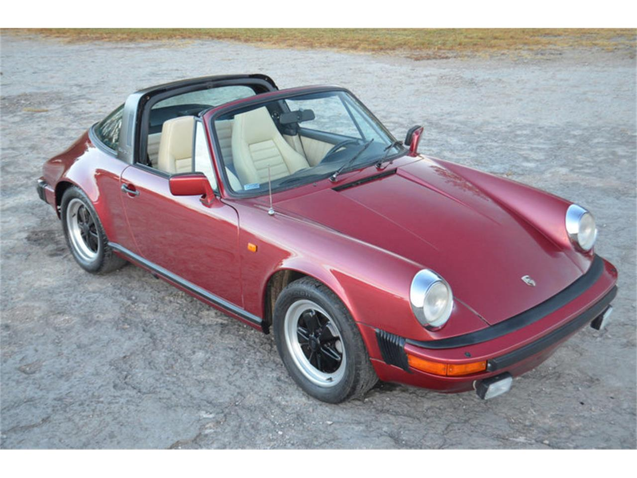 Large Picture of 1983 Porsche 911SC - $42,500.00 Offered by Frazier Motor Car Company - MNDQ