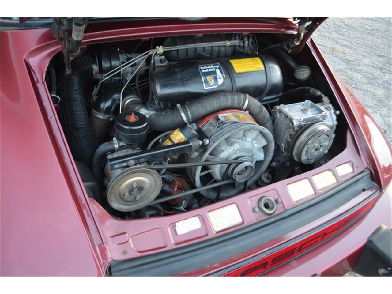 Large Picture of '83 911SC located in Tennessee Offered by Frazier Motor Car Company - MNDQ