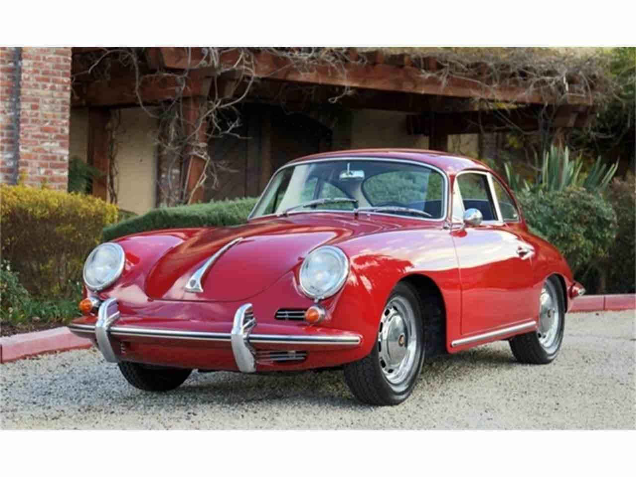 1964 Porsche 356 for Sale | ClicCars.com | CC-1056759