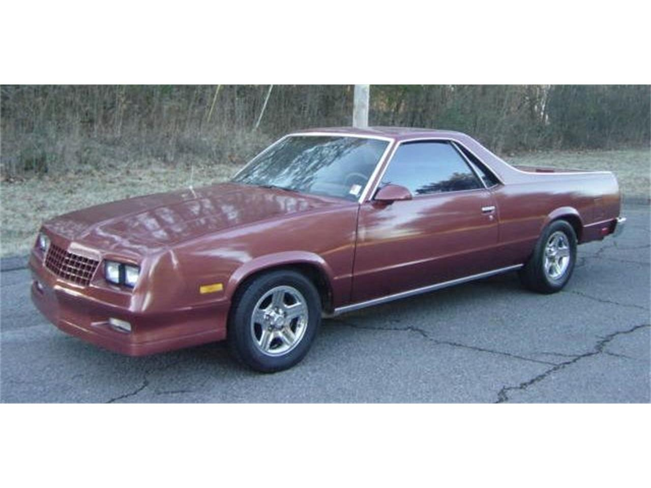 Large Picture of '86 Chevrolet El Camino located in Hendersonville Tennessee Offered by Maple Motors - MNEH