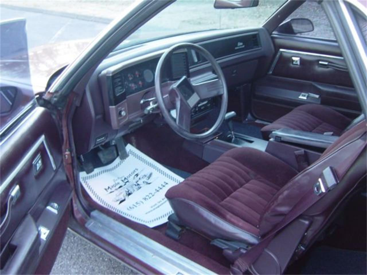 Large Picture of '86 El Camino - $9,950.00 - MNEH