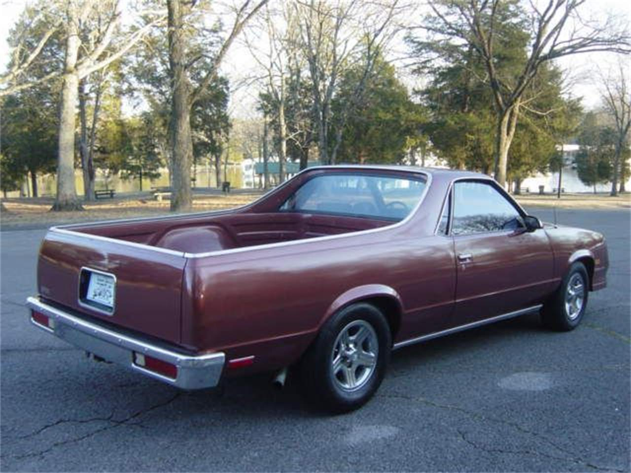 Large Picture of '86 Chevrolet El Camino located in Tennessee - MNEH