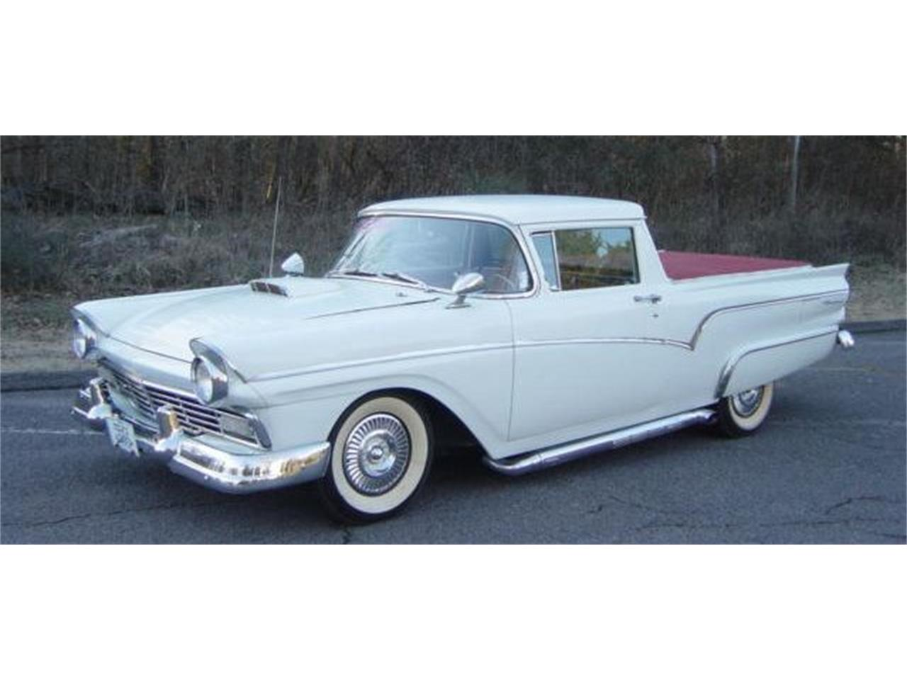 Large Picture of '57 Ranchero located in Tennessee - $15,900.00 Offered by Maple Motors - MNEI