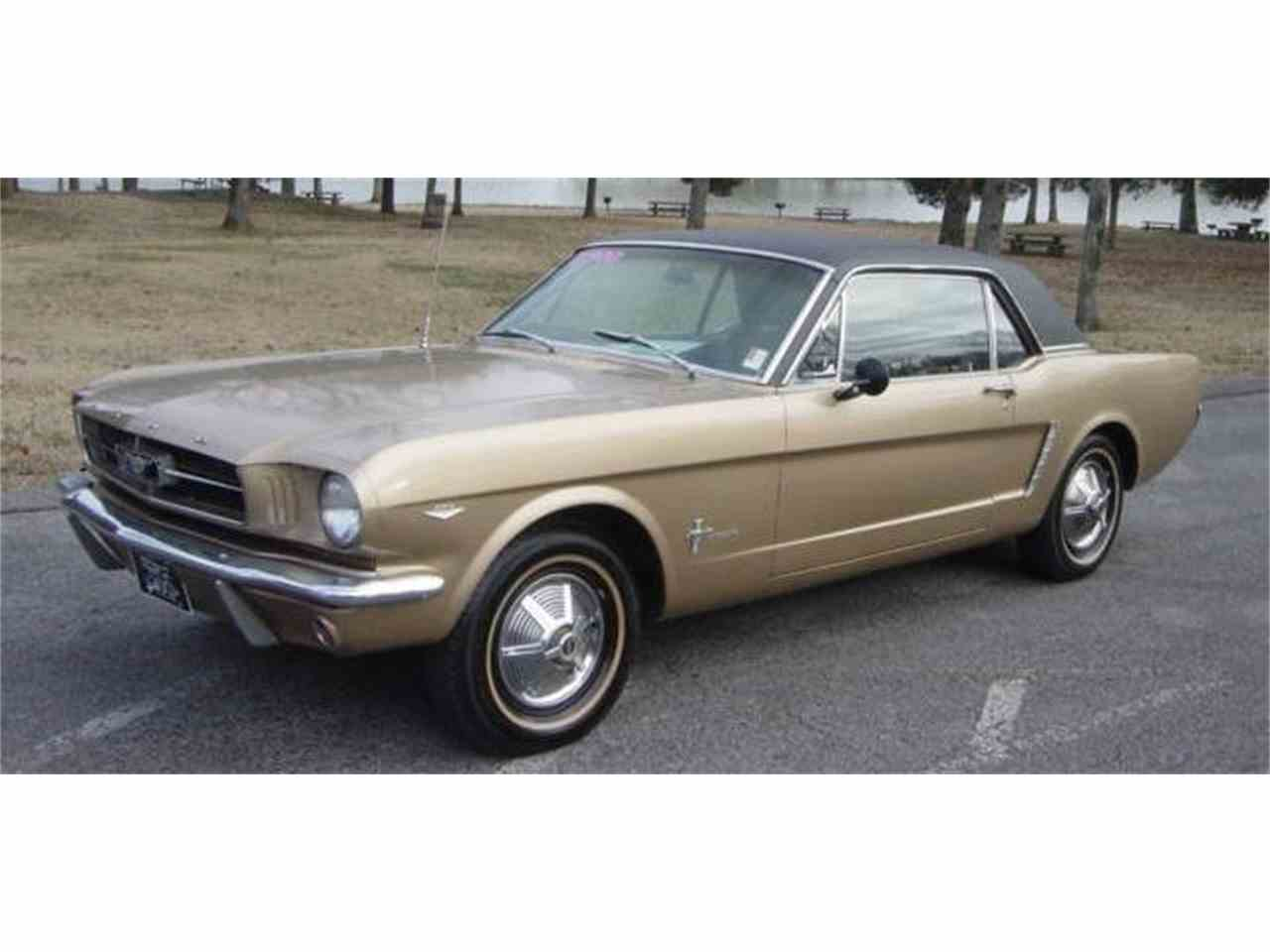 Large Picture of '65 Mustang - MNEJ