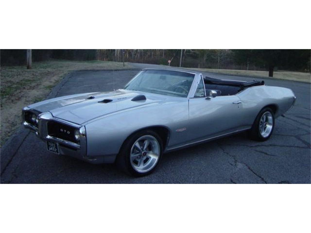 Large Picture of Classic '68 Tempest located in Tennessee - $23,900.00 Offered by Maple Motors - MNEK