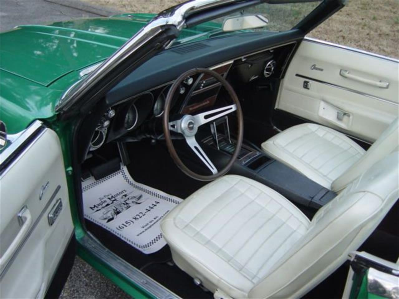 Large Picture of Classic '68 Camaro RS located in Tennessee Offered by Maple Motors - MNEL