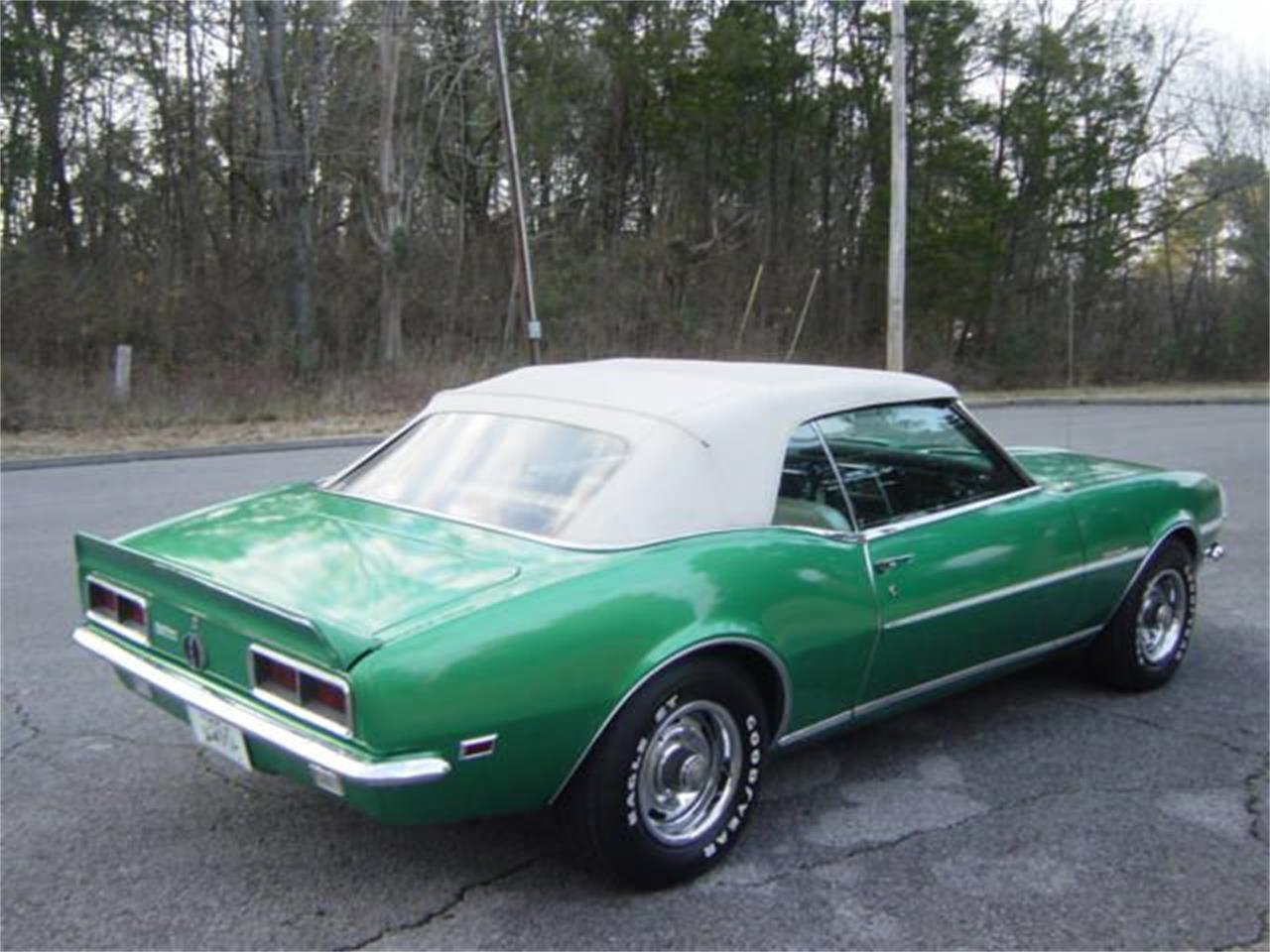 Large Picture of '68 Camaro RS - MNEL