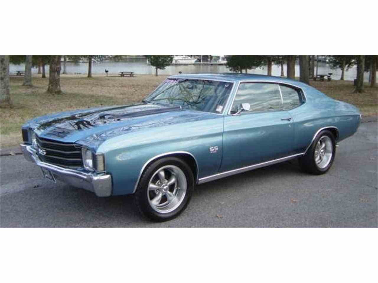 Large Picture of '72 Chevelle - MNEN