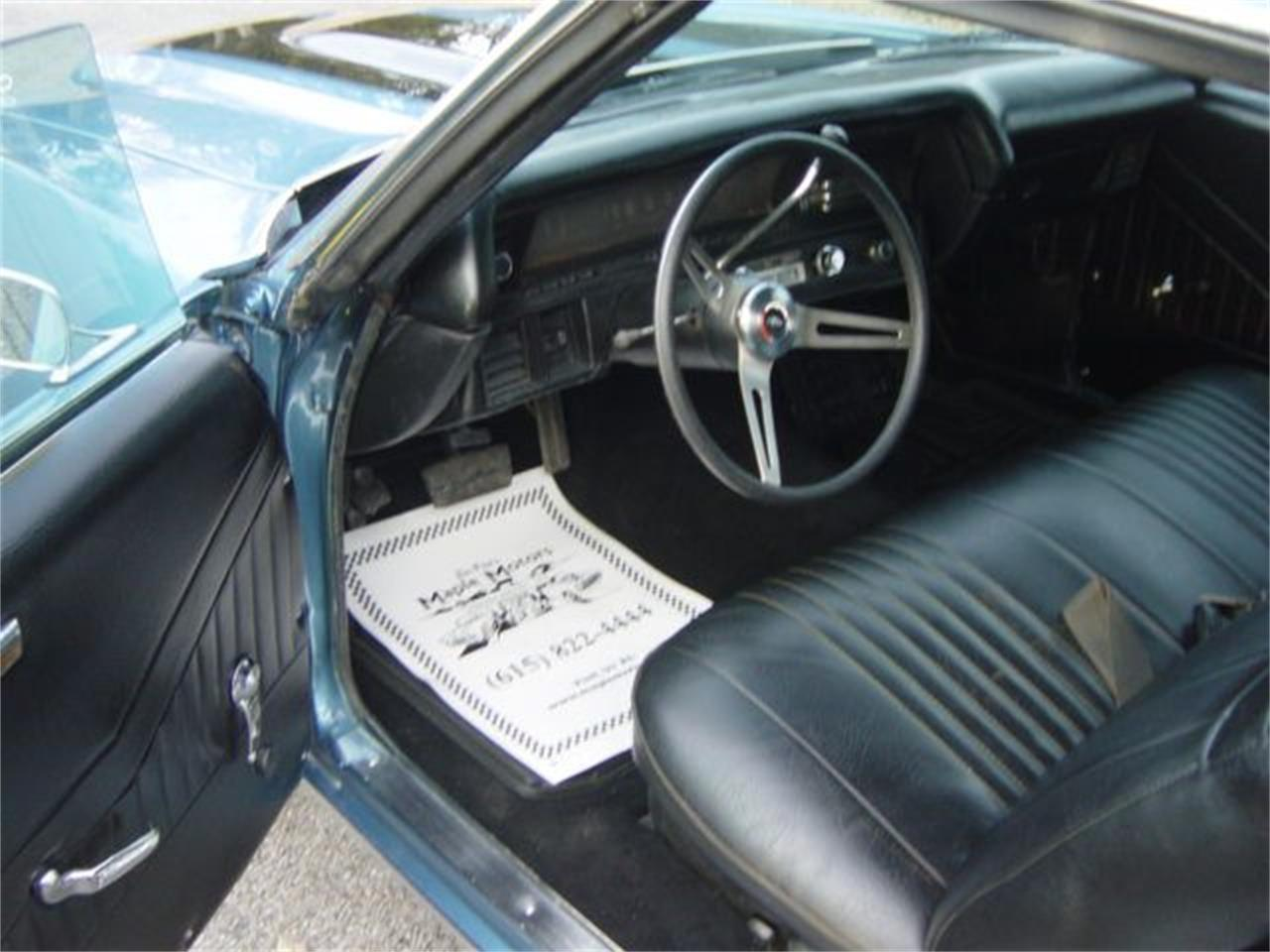 Large Picture of Classic 1972 Chevrolet Chevelle located in Hendersonville Tennessee Offered by Maple Motors - MNEN