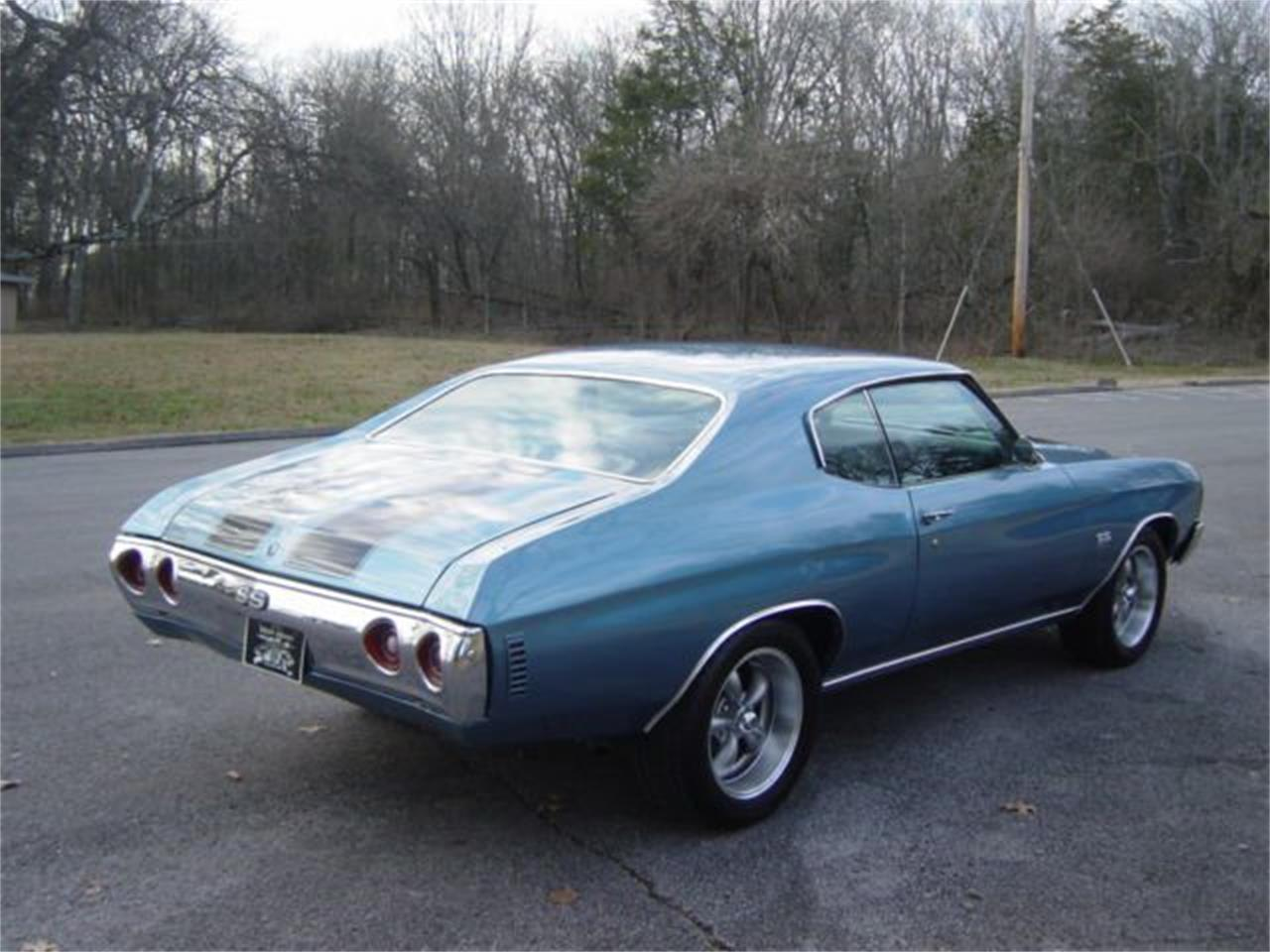 Large Picture of Classic 1972 Chevrolet Chevelle located in Tennessee - $17,900.00 - MNEN