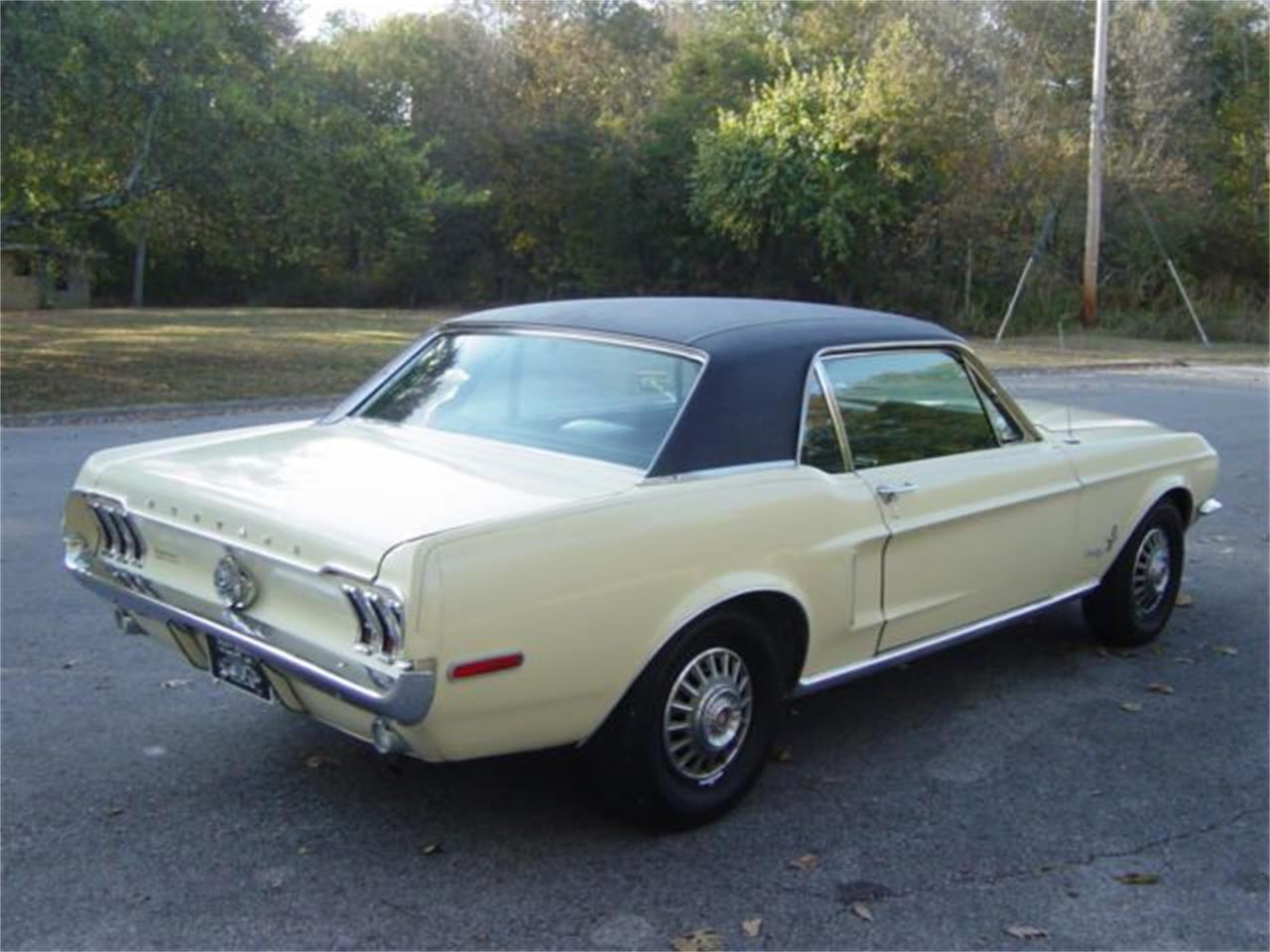 Large Picture of 1968 Ford Mustang - $14,900.00 Offered by Maple Motors - MNEO