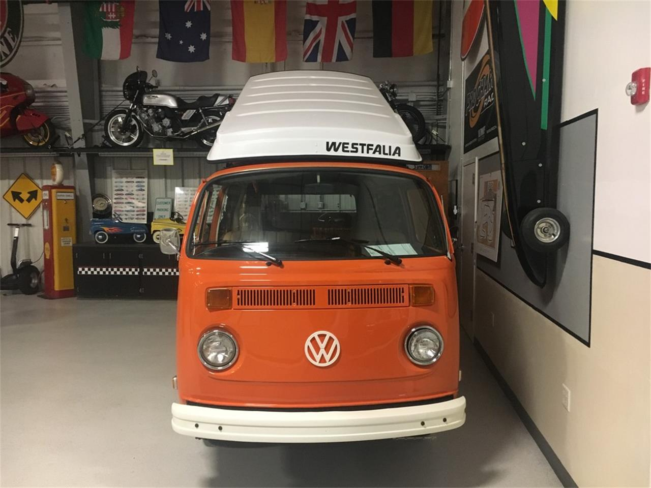Large Picture of 1973 Volkswagen Camper located in Colorado Offered by Steel Affairs - MNEQ