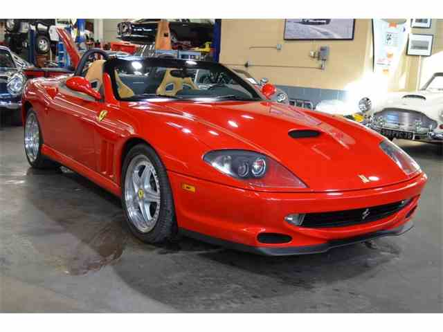 Picture of '01 550 Barchetta - MNG1