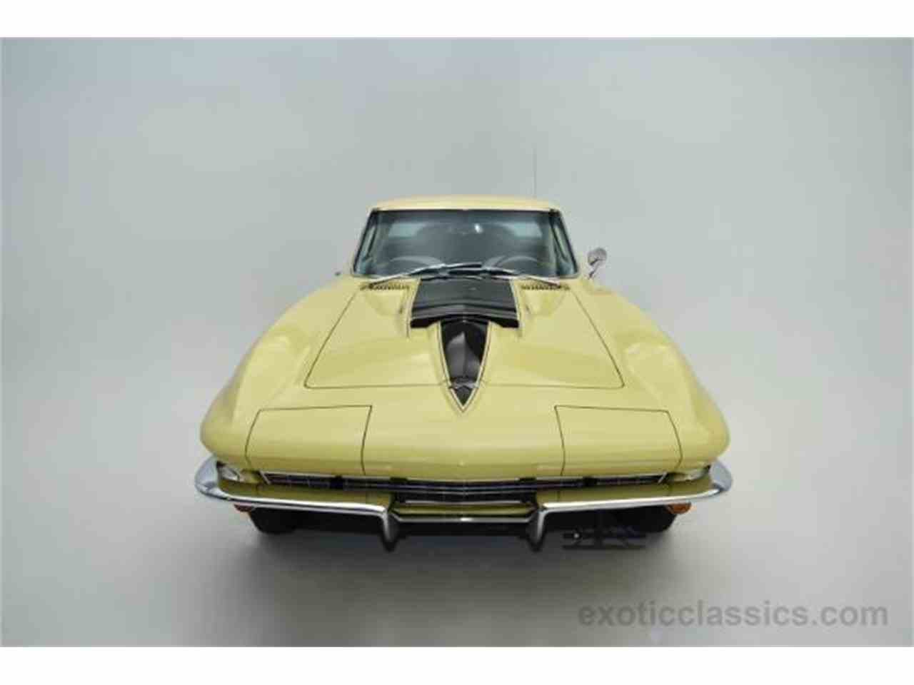 Large Picture of Classic '67 Chevrolet Corvette located in Syosset New York - $275,000.00 Offered by Champion Motors - MNH0