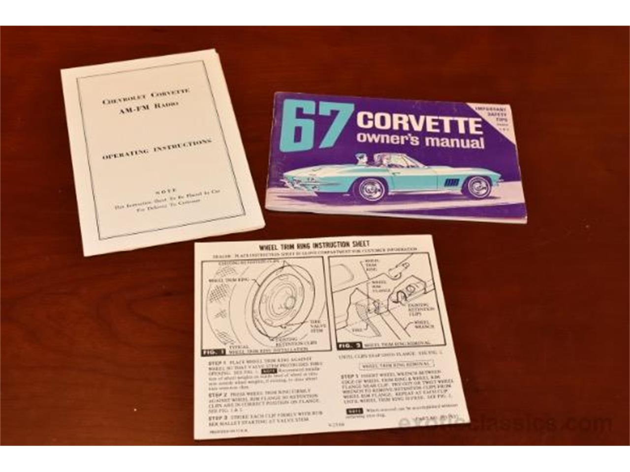 Large Picture of 1967 Corvette located in Syosset New York - $239,900.00 Offered by Champion Motors - MNH0