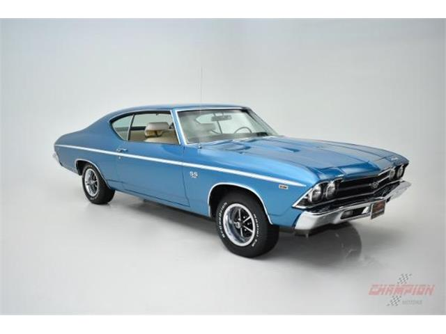 Picture of '69 Chevelle SS - MNH2