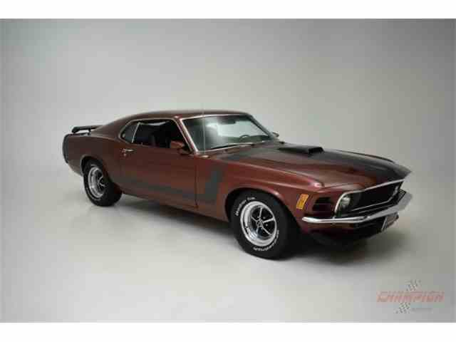 Picture of '70 Mustang - MNHD