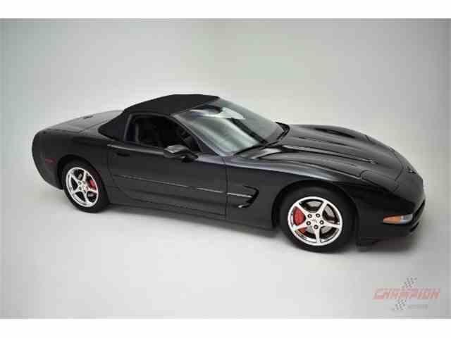 Picture of '02 Corvette - MNHG
