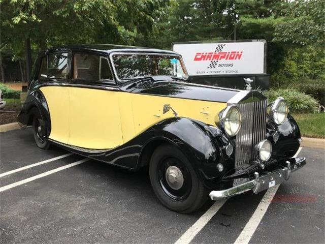 Picture of Classic '49 Silver Wraith - $70,000.00 - MNHX
