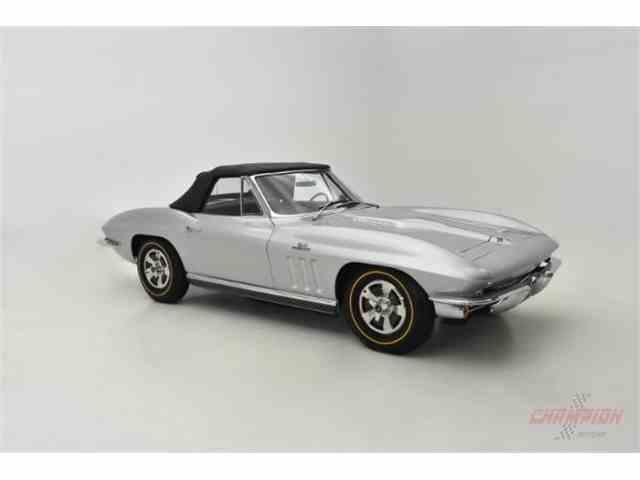 Picture of '66 Corvette - MNI2