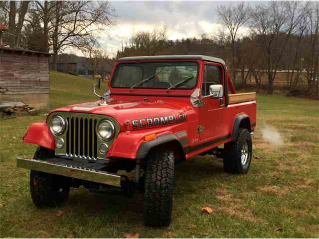 Picture of 1984 Jeep CJ8 Scrambler Offered by  - MNI3