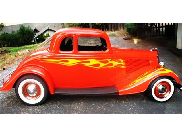 Picture of '34 Coupe - MNK1