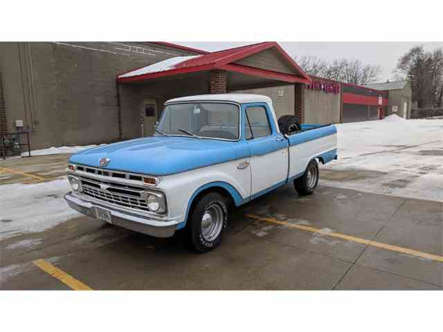 Picture of 1966 Ford F100 located in Minnesota - MNKT