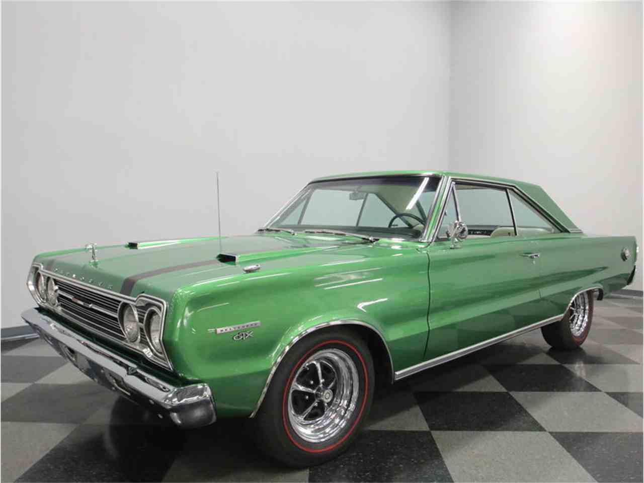 Large Picture of 1967 Plymouth GTX located in Tennessee - $81,995.00 Offered by Streetside Classics - Nashville - MIQ3