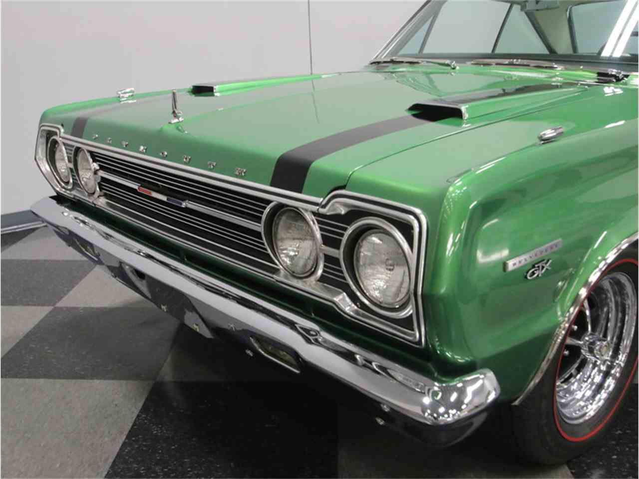 Large Picture of Classic 1967 GTX located in Tennessee - MIQ3