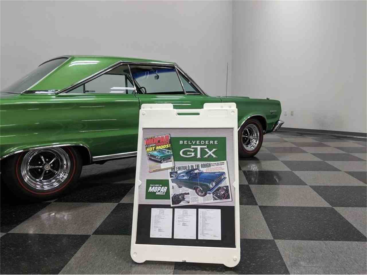 Large Picture of Classic '67 Plymouth GTX Offered by Streetside Classics - Nashville - MIQ3